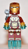 lego super heroes iron minifigure mark