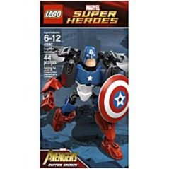 Lego Super Heroes The Avengers Captain