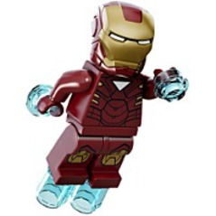 Marvel Super Heroes Iron Man Minifigure
