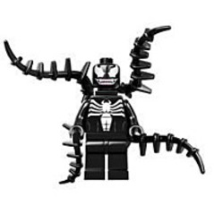 Marvel Super Heroes Venom Minifigure