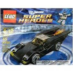 Super Heroes 30161 Batmobile Bagged Set