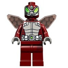 Super Heroes Beetle Minifigure