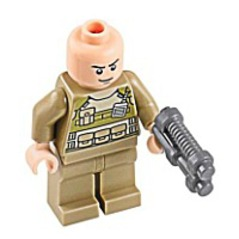 Super Heroes Colonel Hardy Minifigure