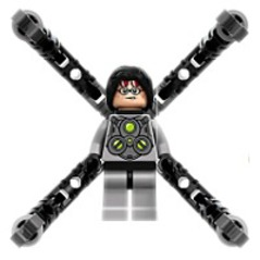 Super Heroes Doctor Octopus Doc Ock Minifigure
