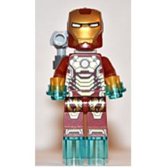 Super Heroes Iron Man 3 Iron Man Minifigure
