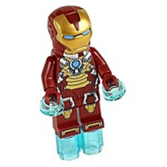 Super Heroes Iron Man 3 Mark Xlix Minifigure