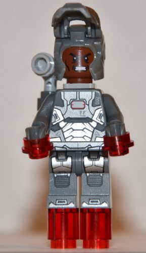 Super heroes iron man 3 war machine minifigure super - Lego iron man 3 ...
