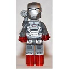 Super Heroes Iron Man 3 War Machine Minifigure