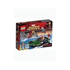 Super Heroes Iron Man Extremis Sea Port