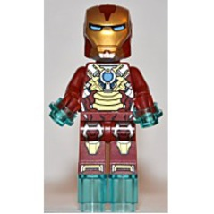 Super Heroes Iron Man Minifigure
