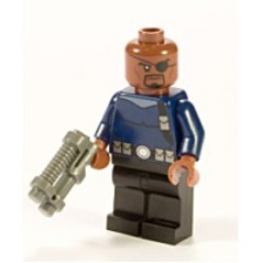 Buy Now Super Heroes Nick Fury Minifigure
