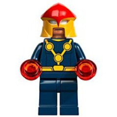 Buy Now Super Heroes Nova Minifigure