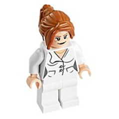 Super Heroes Pepper Potts Minifigure