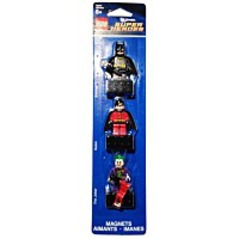 Superheroes Batman Robin Joker Figure
