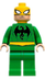 lego super heroes iron fist minifigure