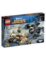 Super Heroes Tumbler Chase 76001